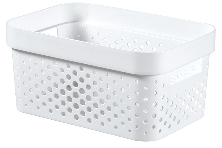 Curver Infinity Dots Box - 4.5L White