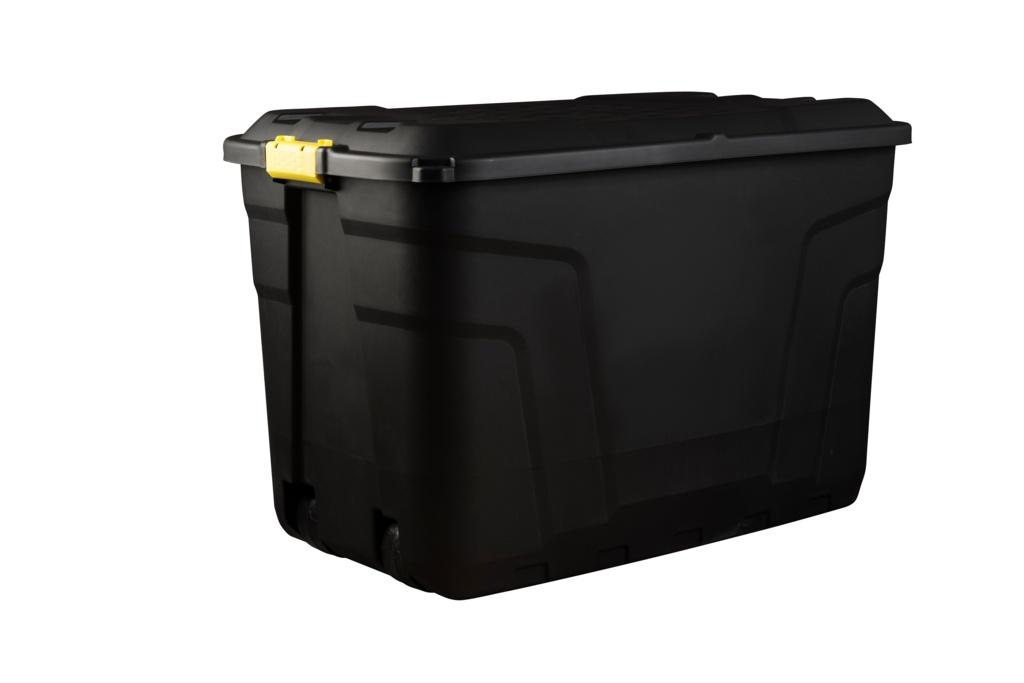 Strata Heavy Duty Storage Box & Lid - 190L