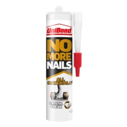 UniBond No More Nails All Materials Crystal Clear