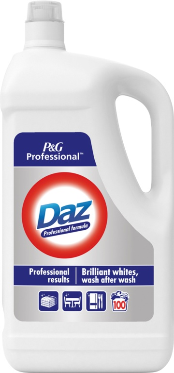 Daz Professional Liquid - 5L - 100 washes
