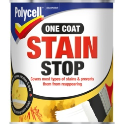 Polycell One Coat Satin Stop