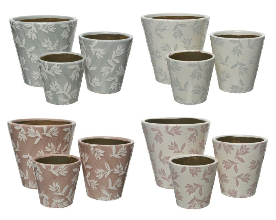 Kaemingk Terracotta Planter - Assorted