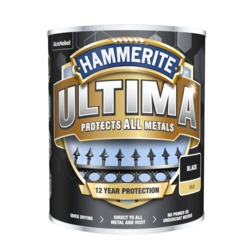 Hammerite Ultima Smooth Metal Paint