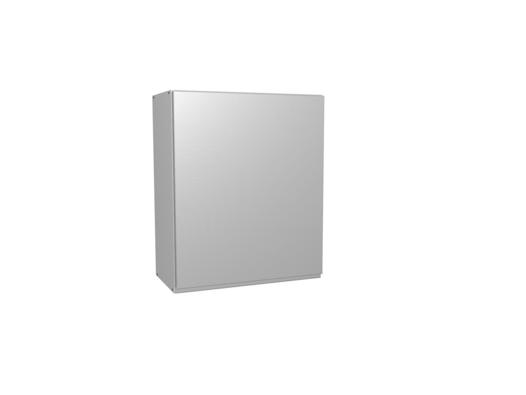 Gower Rapide+ Capri Grey Wall Unit - 600mm