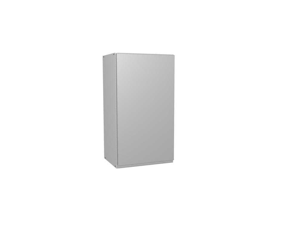 Gower Rapide+ Capri Grey Wall Unit - 400mm