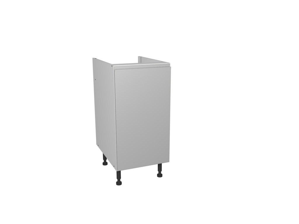Gower Rapide+ Base Unit 400mm - Capri Grey