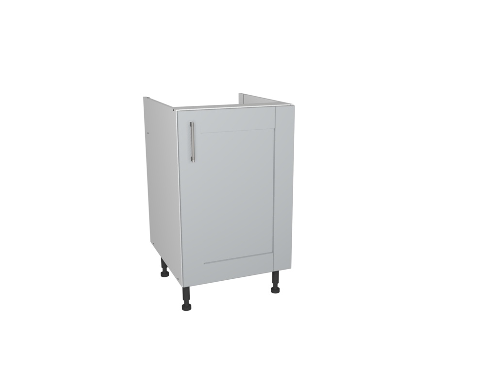 Gower Rapide+ Base Unit 500mm - Verona Grey