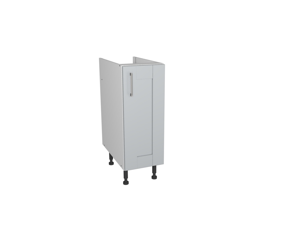Gower Rapide+ Base Unit 300mm - Verona Grey