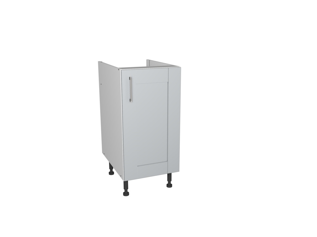 Gower Rapide+ Base Unit 400mm - Verona Grey