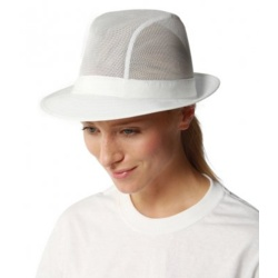 Pencarrie Dennys Black Trilby Hat - Small
