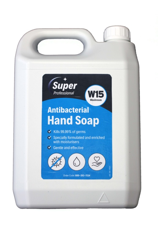 Super Antibacterial Hand Soap - 5L