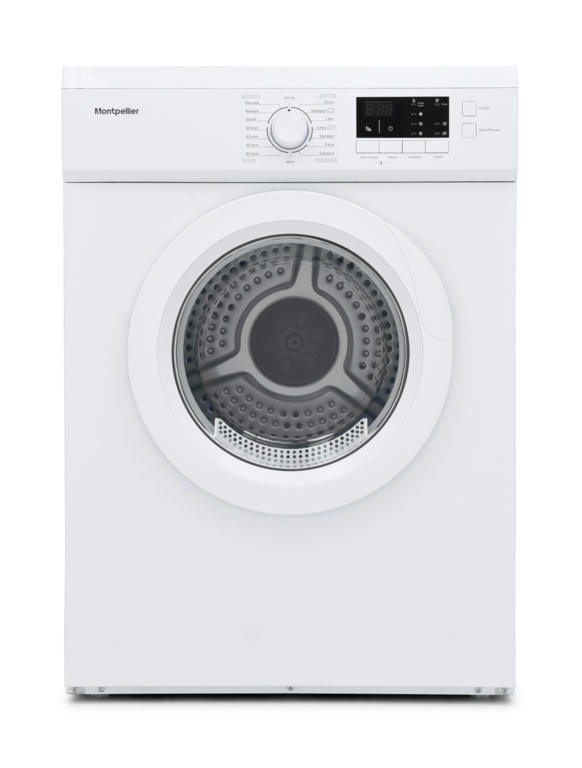 Montpellier Tumble Dryer Vented - 7kg