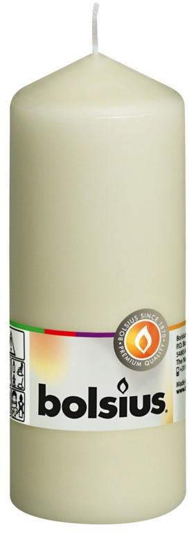 Bolsius Pillar Candle - Ivory 150/58