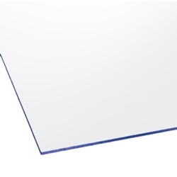 Ariel Plastics Styrene Glazing Sheet - 2mm x 6' x 4'