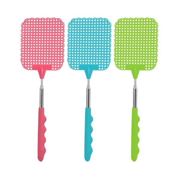 Fackelmann Extendable Fly Swatter - Assorted Colours Available