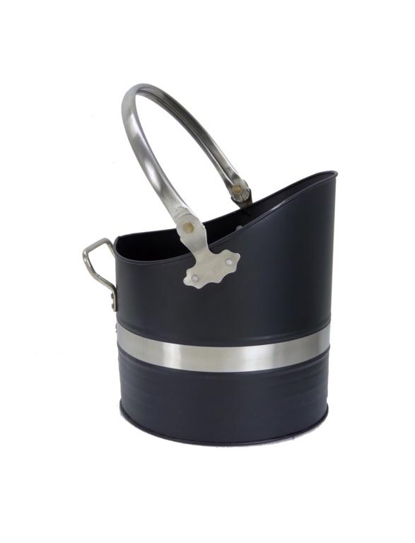 Manor Warwick Helmet - Black/Pewter