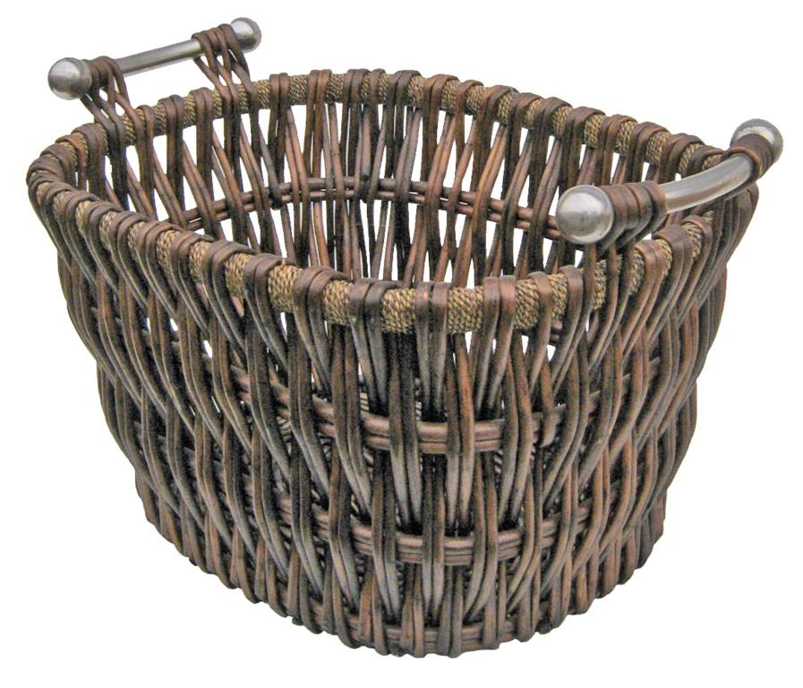 Manor Log Basket - Bampton