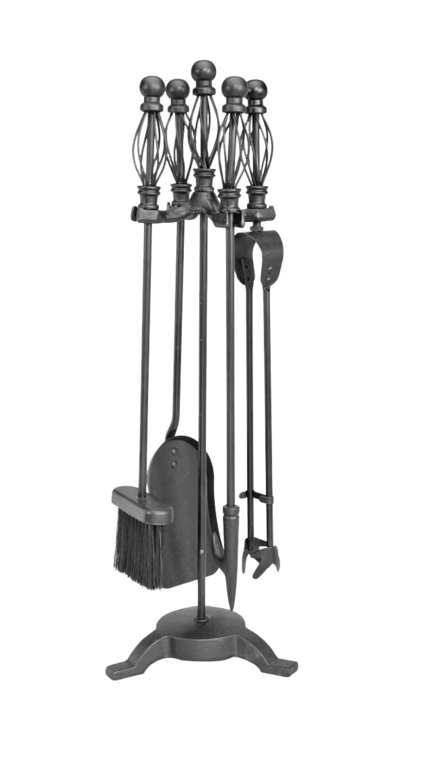 Manor Ball Cage Companion Set - Black