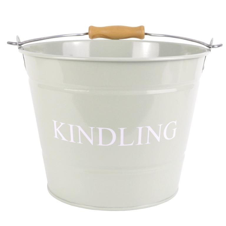 Manor Small Kindling Bucket - Olive