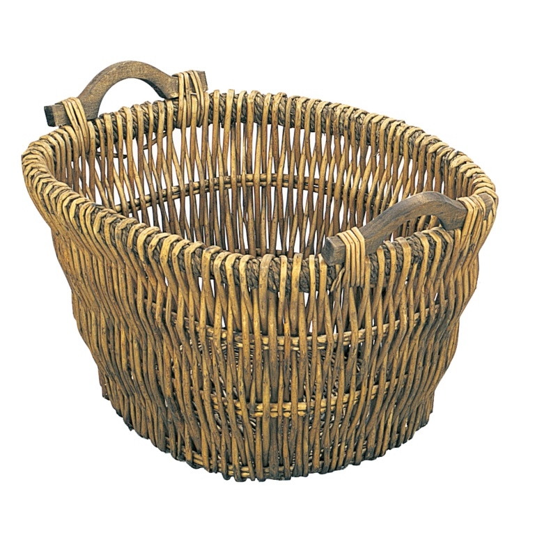 Manor Log Basket - Drayton