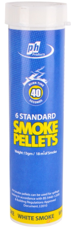 Manor Smoke Pellets Tube 6