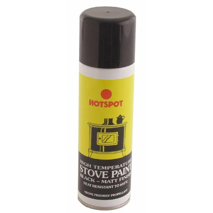 Hotspot Stove Paint - 250ml