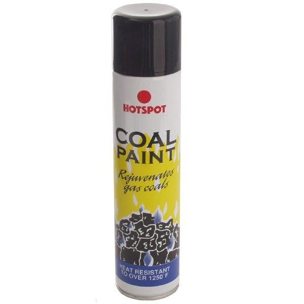 Hotspot Coal Paint - 300ml