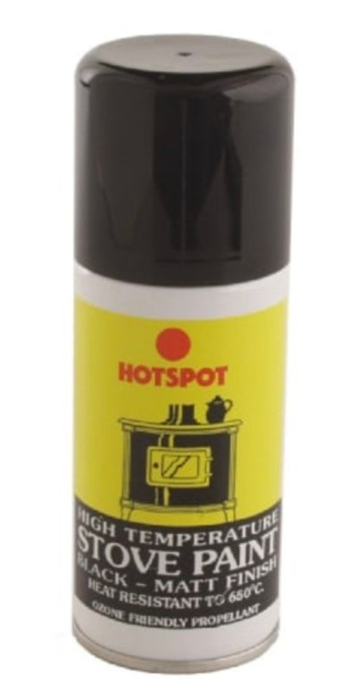 Hotspot Stove Paint - 150ml