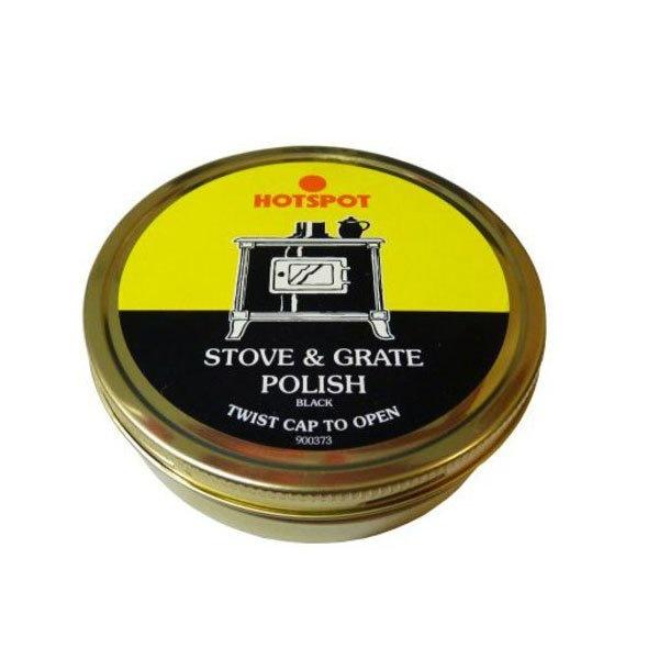 Hotspot Stove & Grate Polish - 170grm