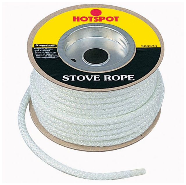 Hotspot Stove Rope - 9x25m