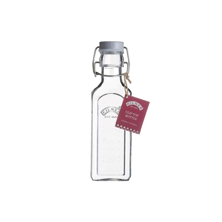 Kilner New Clip Top Bottle - 0.3L