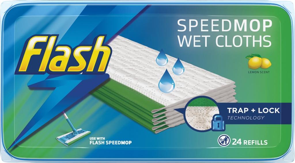 Flash Speedmop Refill Pads - 24 Pack