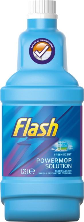 Flash Powermop Refill Liquid - 1.25L