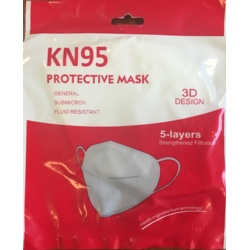 KN95 5 Layer Protective Mask