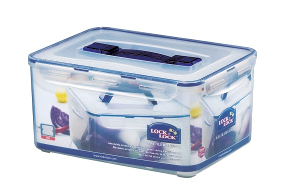 Lock & Lock Handy Container With Freshness Tray - 8L
