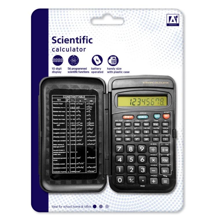 Anker Scientific Calculator