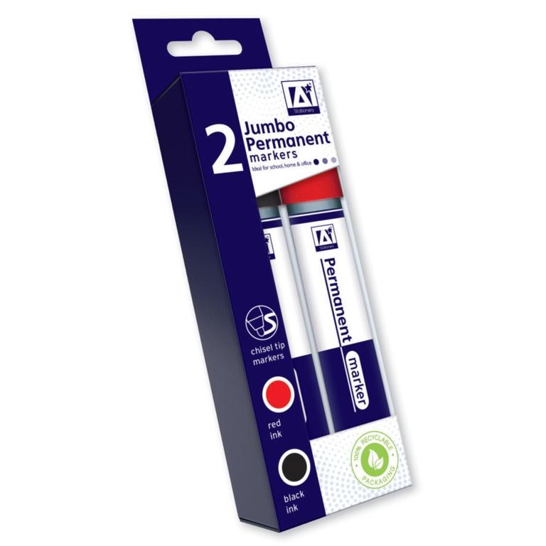 Anker Jumbo Markers - Pack 2