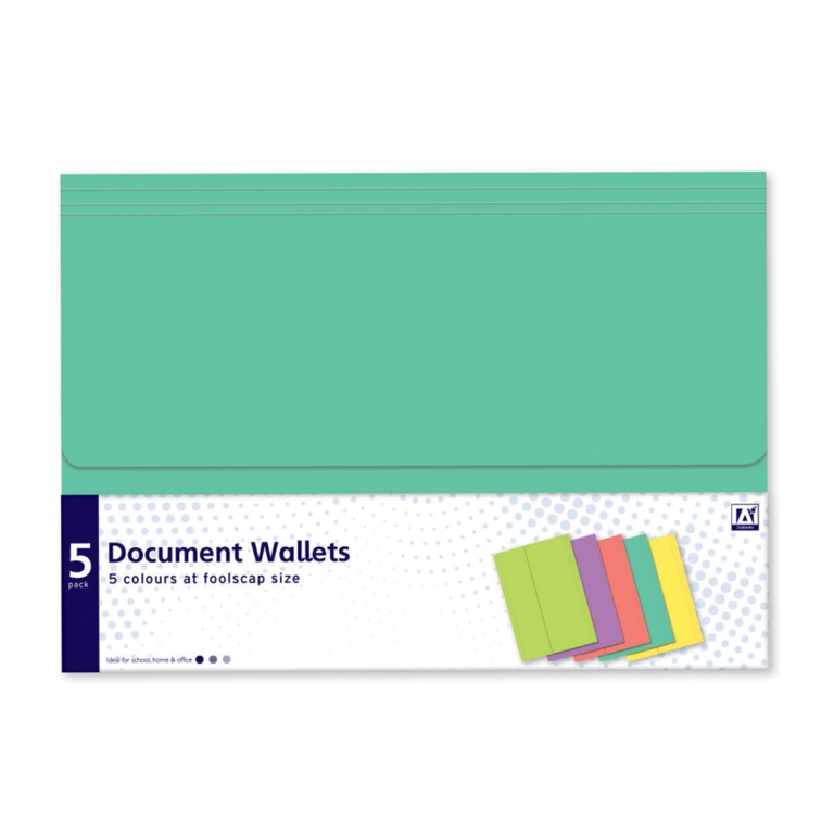 Anker Document Wallets - Pack 5