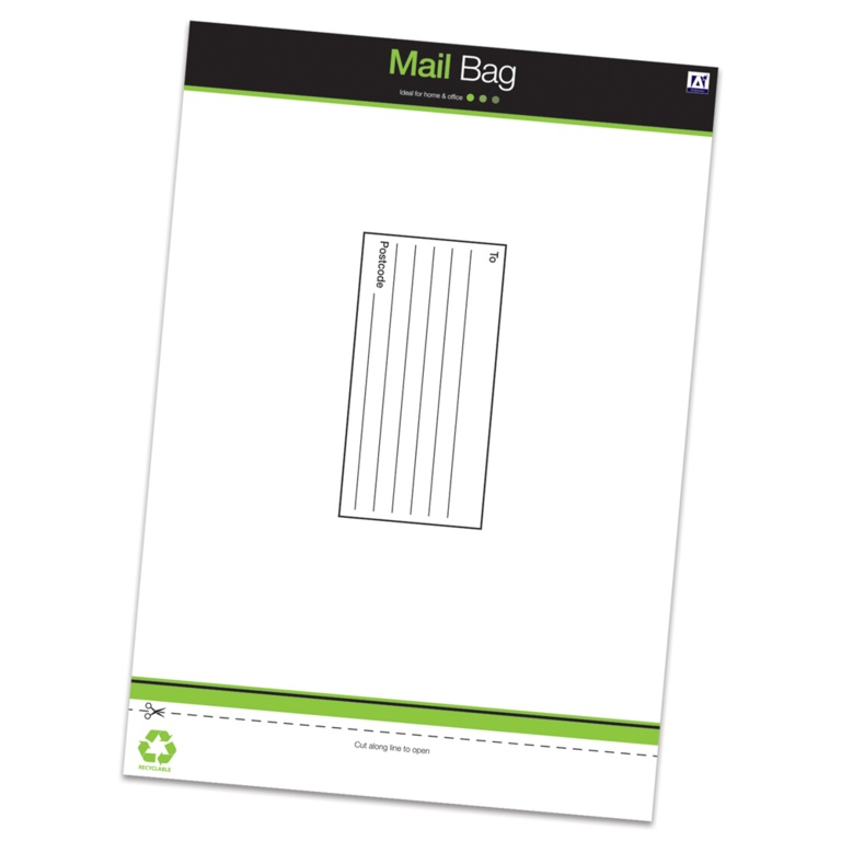 Anker Large Mailing Bags 335 x 430mm - Pack 5