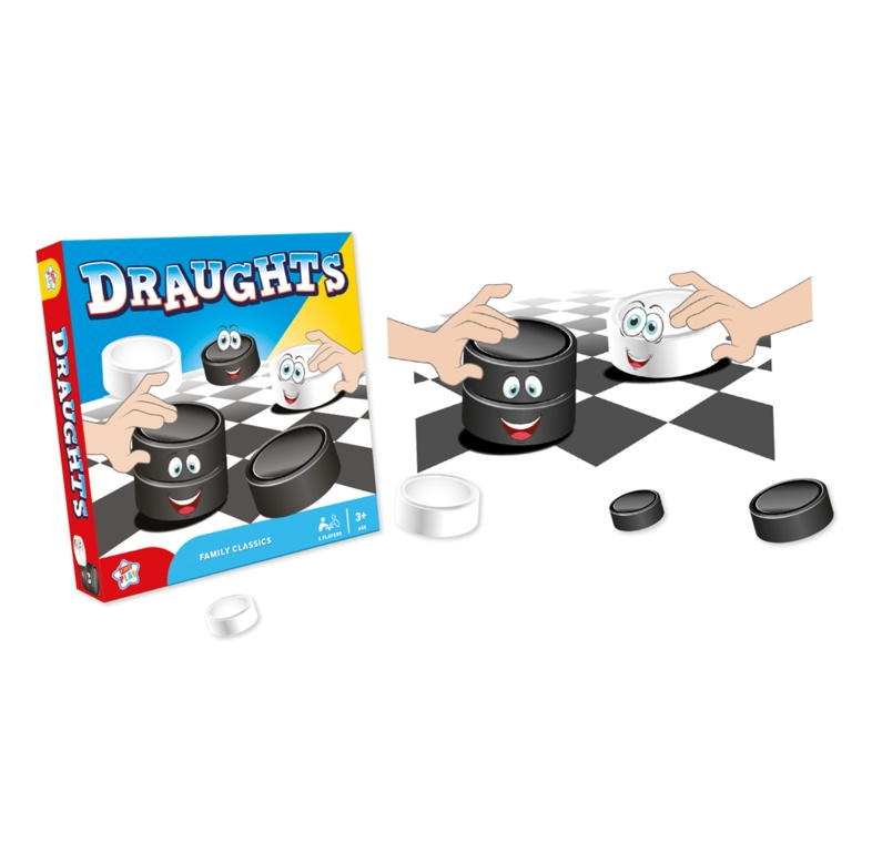 Anker Draughts Game