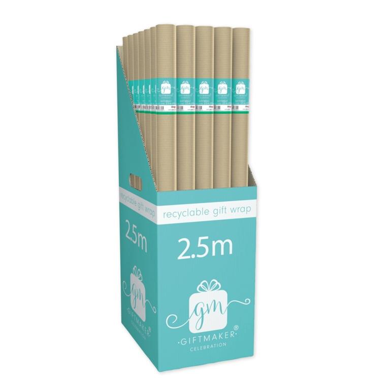 Anker Plain Kraft Wrap 2020 - 2.5m
