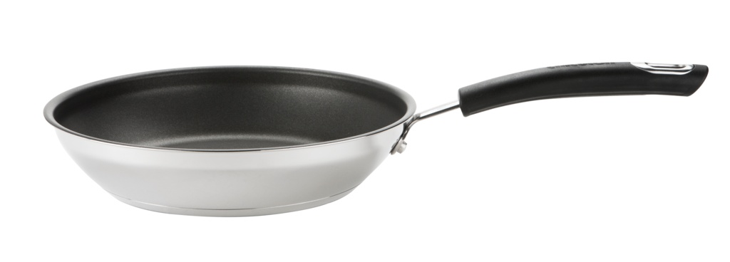 Circulon Total Stainless Steel Frypan - 25cm
