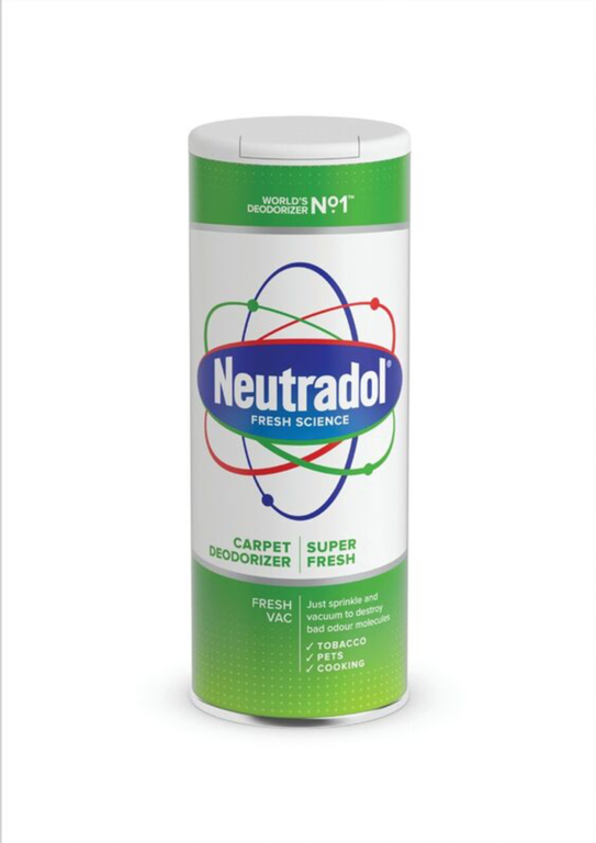 Neutradol Carpet Powder 350gm - Super Fresh
