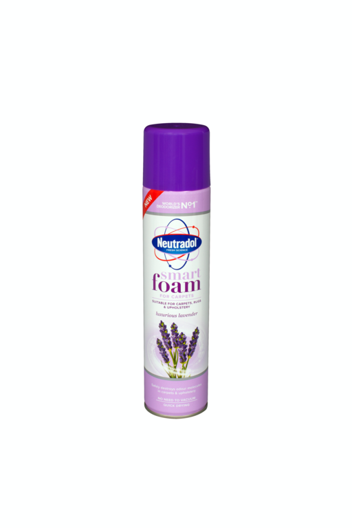 Neutradol Smart Foam Luxurious Lavender - 300ml
