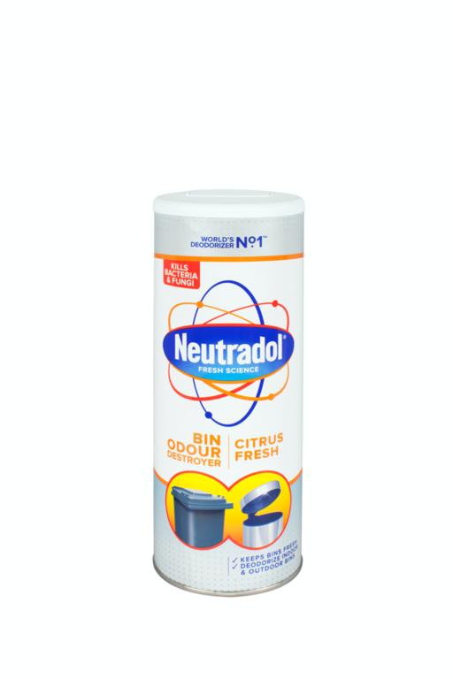Neutradol Dustbin Powder - 350g Citrus Fresh