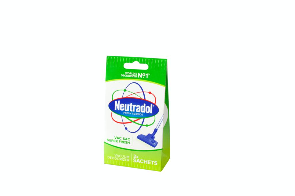 Neutradol Vacuum Deodoriser Pack 3 - Super Fresh