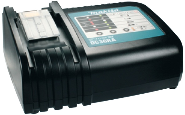 Makita LXT Twin Port Charger - 18v