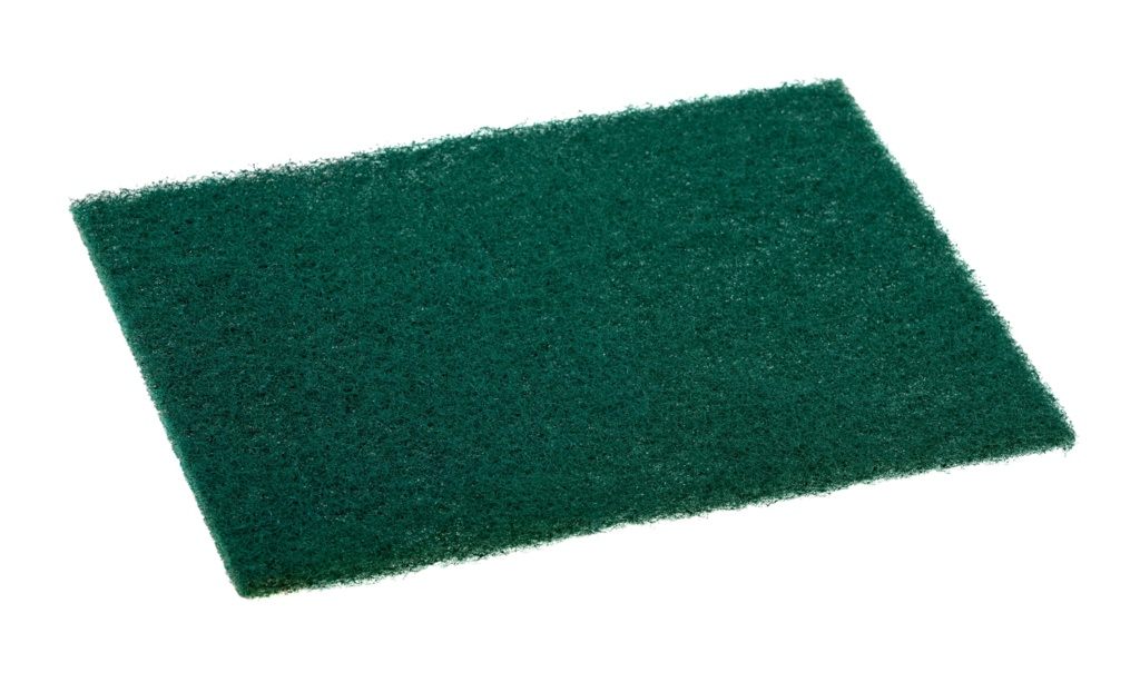ScotchBrite Heavy Duty Scouring Pad - 10 Pads