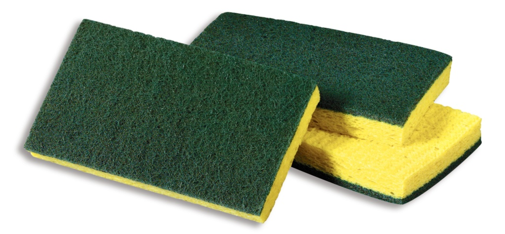 ScotchBrite Scouring Sponges - General Purpose
