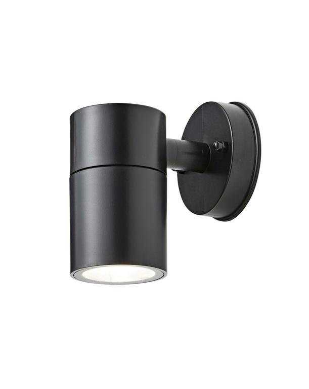 Coast Neso LED Single GU10 - Black